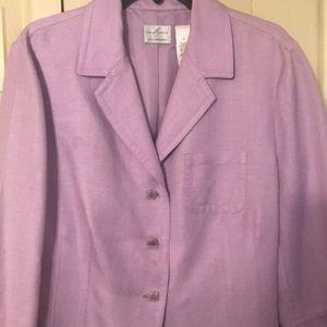 Emma James lavender jacket